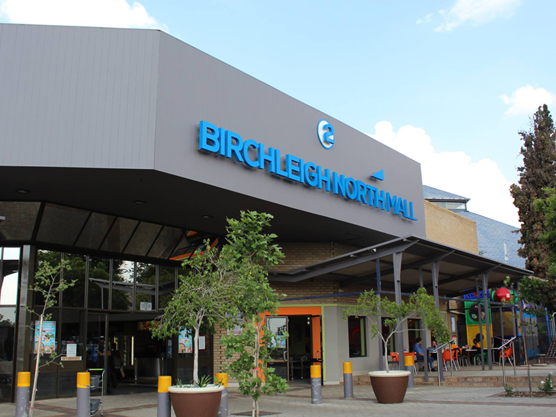 Birchleigh North Shopping Centre